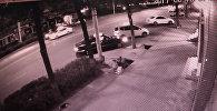 Назаровдун кызы кабылган кырсык: милициянын куугуну видеого түшүп калган