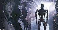 Кадры из фильма Терминатор-4 (режиссер МакДжи). Фото предоставлено компанией Sony Pictures Releasing CIS.
