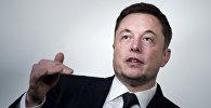 Глава компаний SpaceX и Tesla инженер Илон Маск. Архивное фото