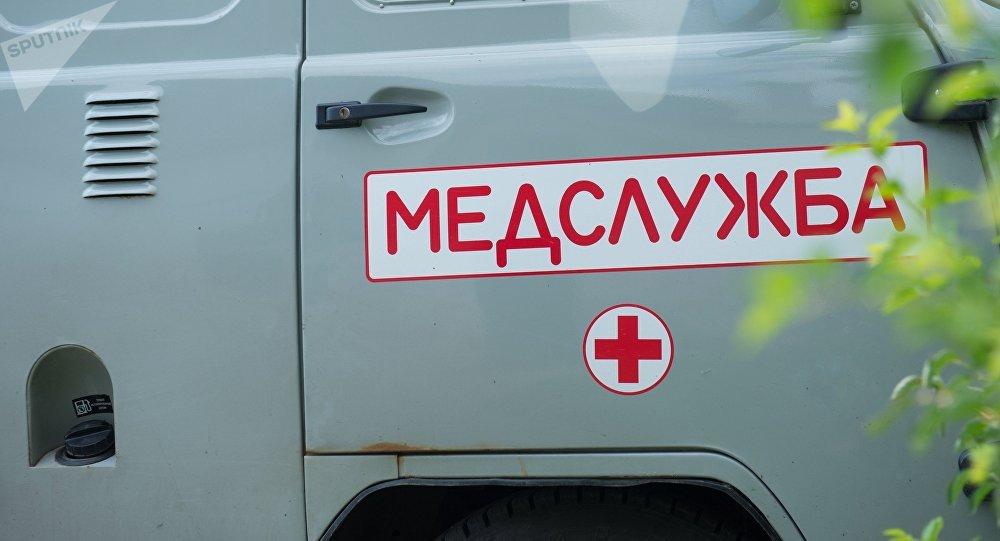 ВКиргизии «Мерседес» протаранил скорую помощь: погибли 4 человека