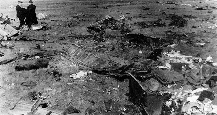 Катастрофа Ил-14 под Актюбинском