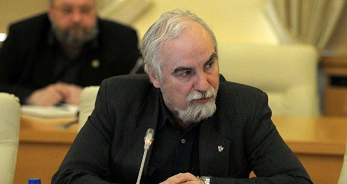 Эксперт Российского института стратегических исследований Аждар Куртов