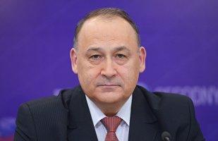Директор Института стратегического планирования Александр Гусев. Архивное фото