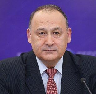 Директор Института стратегического планирования РФ Александр Гусев. Архивное фото