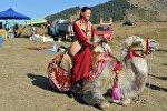 Тоң районунун Боз салкын жайлоосунда Салбурун фестивалы өттү