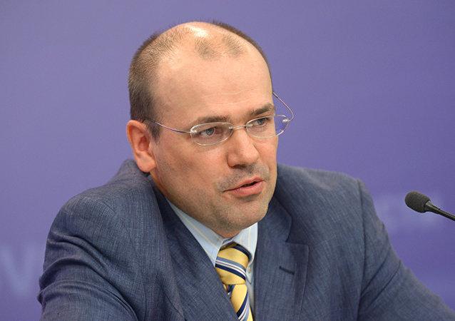 Политолог, основатель и генеральный директор Фонда национальной энергетической безопасности Константин Симонов. Архивное фото