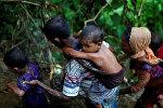 Мьянмалык качкындар