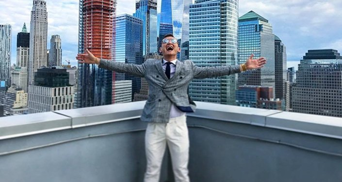 Продавец элитной недвижимости в Манхэттене, кыргызстанец Тимур Моун