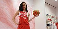 Модель и бывшая баскетболистка сборной России Екатерина Лисина. Архивное фото