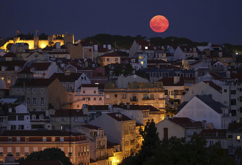 Города мира. Лиссабон, Португалия