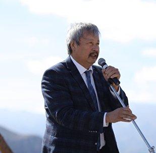 Кандидат в президенты Кыргызстана Арсланбек Малиев