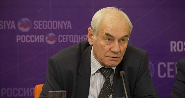 Президент Академии геополитических проблем генерал-полковник Леонид Ивашов