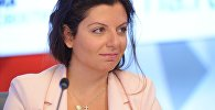 Архивное фото главного редактора телеканала RT Маргариты Симоньян