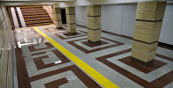 Открытие подземного перехода на пересечении проспектов Чуй и Манаса в Бишкеке