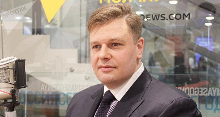 Политолог, американист Сергей Судаков. Архивное фото
