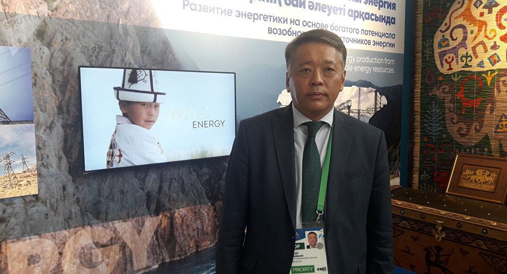 Вице-президент ТПП КР Нурлан Мусуралиев