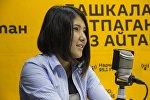 Двукратная чемпионка Азии по грэпплингу и победительница двух профессиональных встреч по смешанным единоборствам ММА Барчынай Узгенбаева. Архивное фото