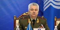 Секретарь Совета министров обороны СНГ Юрий Дашкин