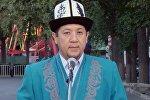 КР мусулмандар дин башкармалыгынын Үгүт-насаат, даават бөлүмүнүн адиси Султанали Гапуров