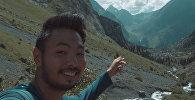 Восхитительно! Побывавший в 50 странах турист снял ролик о Кыргызстане
