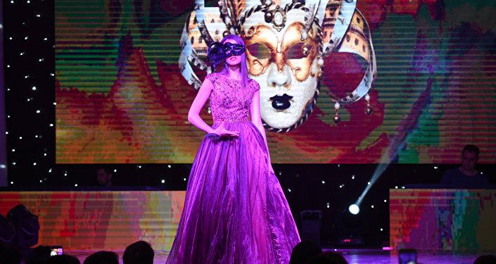 Конкурс Мисс Алматы — 2017. Энергия красоты