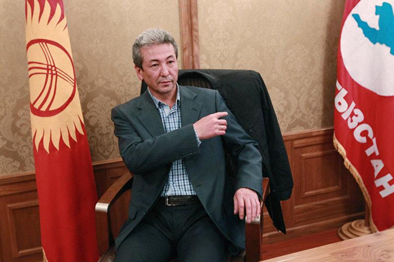 Предвыборная агитация в Киргизии