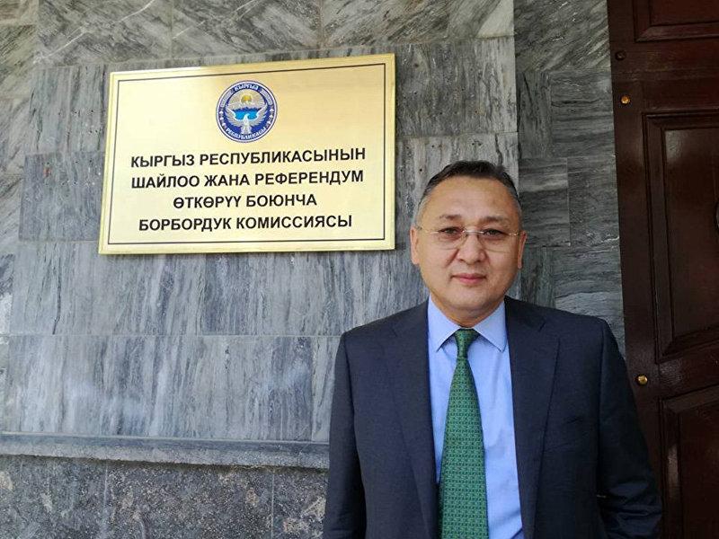 Международный эксперт по вопросам безопасности Таалат Масадыков