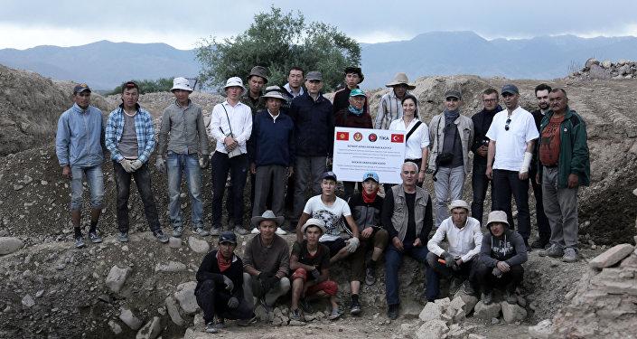Археолог считает, что находка станет новой страницей истории Кыргызстана, так как городище могло быть административным центром ввиду больших размеров.