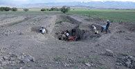 Кыргызстанские археологи нашли древний город площадью 35 гектаров в Кочкорском районе Нарынской области