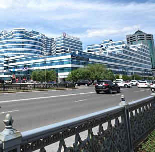 Астана. Архивдик сүрөт