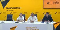 Ситуацию с археологией обсудили в МПЦ Sputnik Кыргызстан