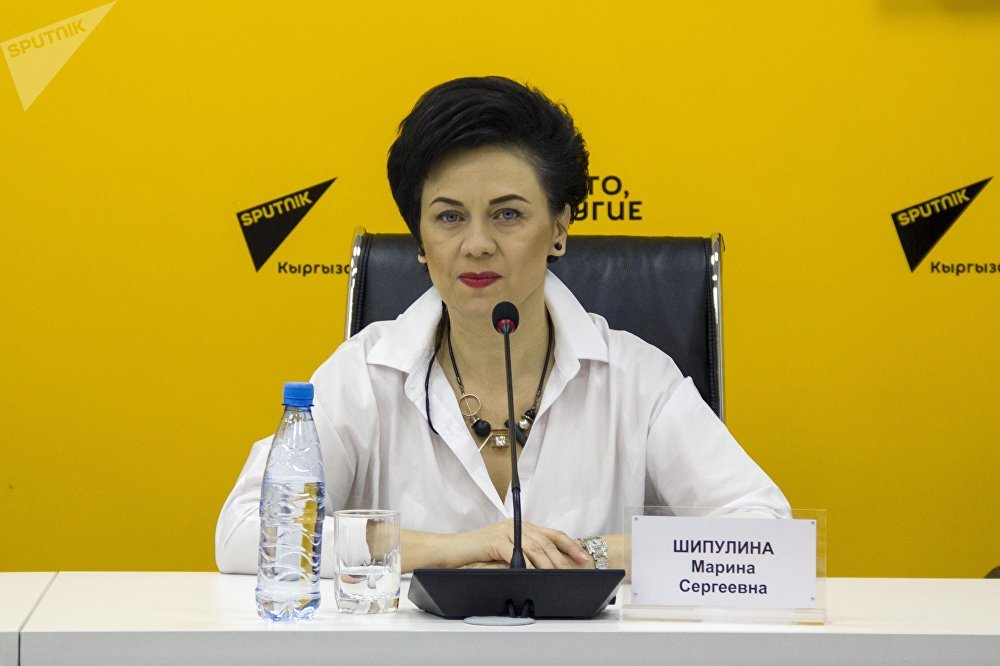 Экс-солистка театра оперы и балета Марина Шипулина