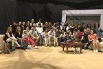 Участники масштабного вокального ТВ-проекта Асман