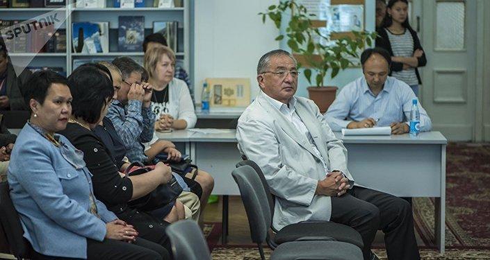 Презентация состоялась в Республиканской детско-юношеской библиотеке имени К.Баялинова.