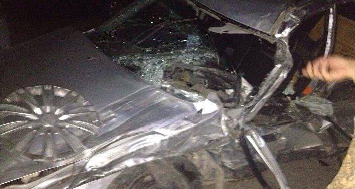 11 сентября пресс-служба УПМ ГУВД Чуйской области сообщила корреспонденту Sputnik Кыргызстан, что водитель Mazda якобы признался, что уснул за рулем и поэтому выехал на встречную полосу.