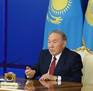 Об идеальном мужчине — Назарбаев рассказал анекдот