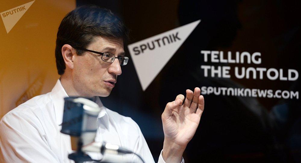 Главный экономист, руководитель аналитического департамента Дойче Банка в России Ярослав Лисоволик. Архивное фото
