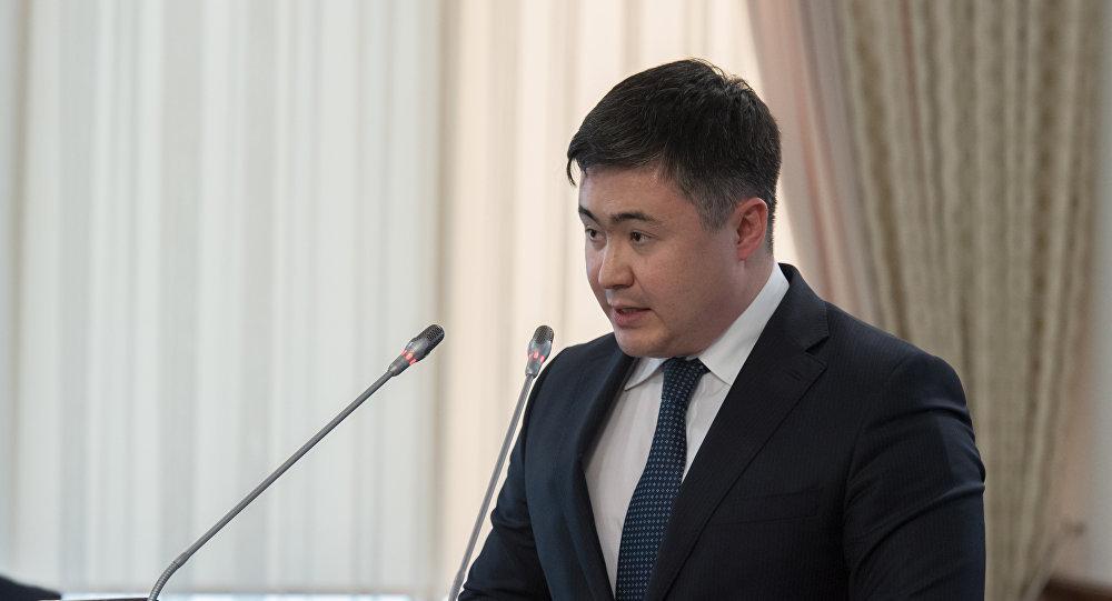Министр национальной экономики Казахстана Тимур Сулейменов