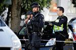 Лондон полиция кызматкерлери. Архивдик сүрөт