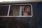 Задержанные в автомобиле. Архивное фото
