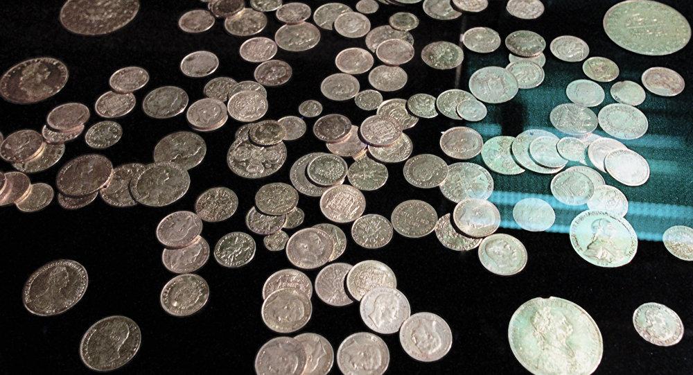 Монеты. Архивное фото