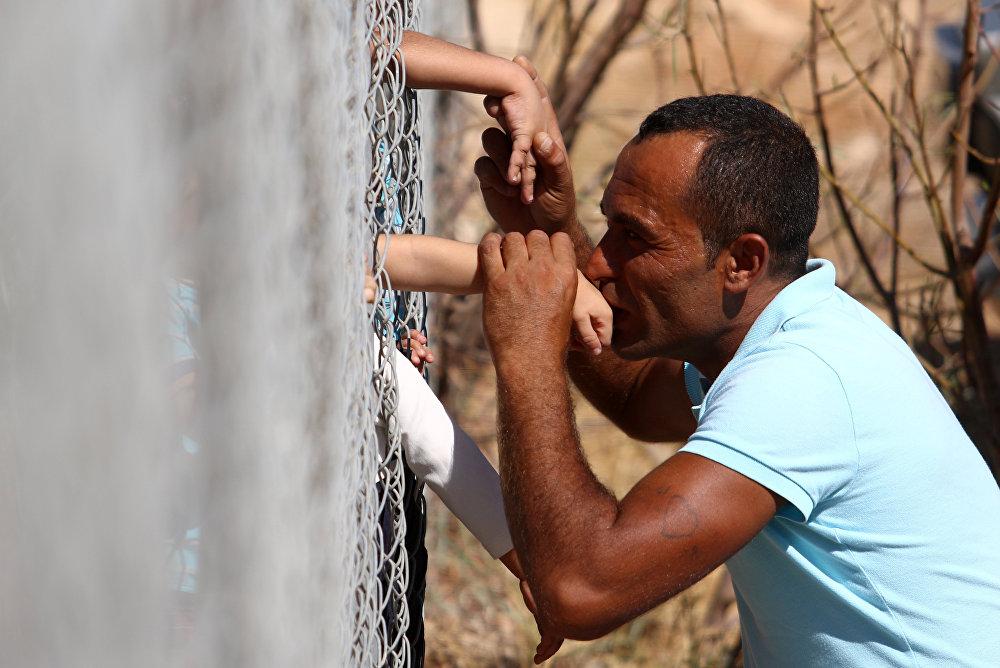 Ситуация с сирийскими мигрантами в Европе