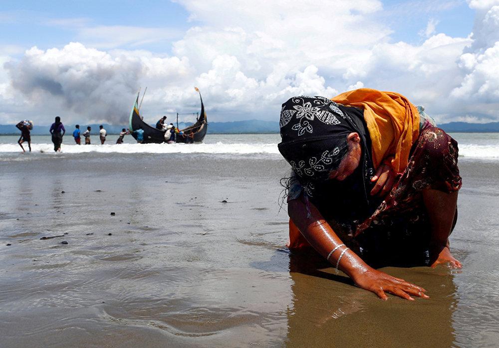 Конфликт между рохинджа и коренным населением в Мьянме