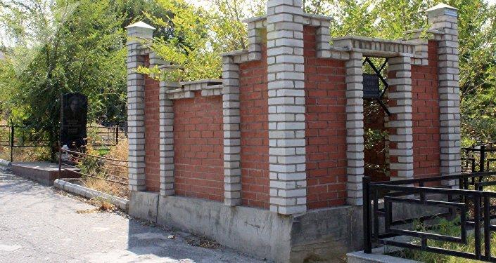 Юго-западное кладбище Бишкека