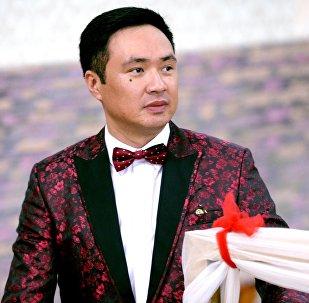 Тамада Аман Ибраев