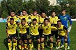 Игроки Ошского футбольного клуба Алай. Архивное фото