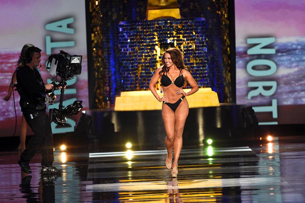 Конкурс Мисс Америка-2018