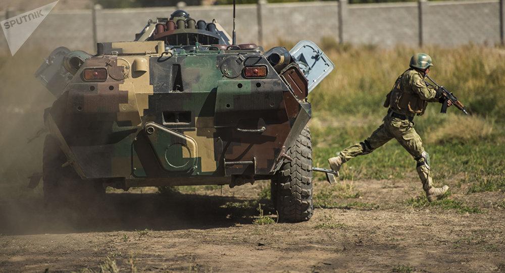 Кыргызстан может расположить вторую военную базу РФ вреспублике
