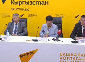 Проблему переполненности школ Бишкека обсудили в МПЦ Sputnik Кыргызстан