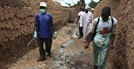 Нигерияда холера вирусуна каршы күрөшүү. Архив